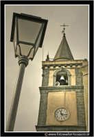 Nicolosi: Campanile della Chiesa Madre.  - Nicolosi (3557 clic)