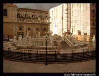 Fontana pretoria, piazza della Vergogna. PALERMO Walter Lo Cascio