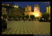 Calascibetta: Piazza e Chiesa del Carmelo  - Calascibetta (9701 clic)