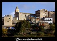 Caltanissetta.Quartiere Angeli. La chiesa di San Giovanni. Foto di Walter Lo Cascio www.walterlocascio.it  - Caltanissetta (3300 clic)