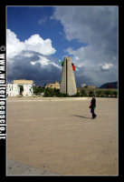Gibellina: Piazza Caduti di Nassiriya. 12-11-2003  - Gibellina (2276 clic)