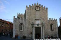 Cattedrale Duomo San Nicola di Bari. Taormina.  - Taormina (3937 clic)