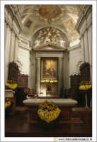 Nicosia: Cattedrale di San Nicolò (Secolo XIV - XV)Particolare dell'altare.  - Nicosia (3596 clic)