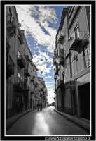 Caltanissetta: Corso Umberto I CALTANISSETTA Walter Lo Cascio