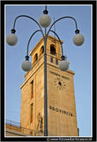 Enna: IL RAGNO. Palazzo della Provincia ennese.  - Enna (3319 clic)