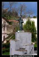 Agira: Statua di San Filippo  - Agira (4181 clic)