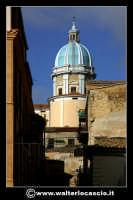 Caltanissetta. La cupola della cattedrale.  - Caltanissetta (1882 clic)