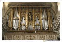 Nicosia: Cattedrale di San Nicolò (Secolo XIV - XV). Particolare dell'Organo.  - Nicosia (5519 clic)