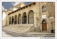 Nicosia: Cattedrale di San Nicolò (Secolo XIV - XV). Vista laterale Sinistra.  - Nicosia (4494 clic)