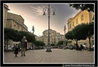 Enna: Piazza Vittorio Emanuele.  - Enna (6080 clic)