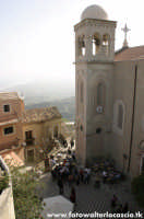 Duomo di Castelmola.   - Castelmola (5525 clic)