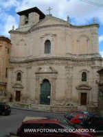 Chiesa di S.Domenico nel quartiere Angeli a Caltanissetta.  - Caltanissetta (3260 clic)