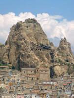 Panorama di Gagliano Castelferrato.  - Gagliano castelferrato (4127 clic)