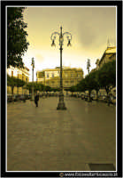 Enna: Piazza Vittorio Emanuele.  - Enna (3313 clic)