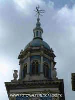 Cupola della Chiesa di S.Sebastiano in Piazza Garibaldi.  - Caltanissetta (3037 clic)