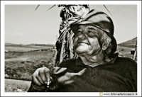 Agira: Ritratto a Don Orazio #7 Bianco e nero.   - Agira (2504 clic)