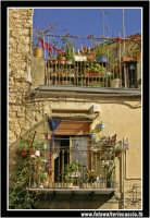 Caltanissetta: Balcone caratteristico in via XX Settembre.  - Caltanissetta (3195 clic)