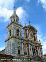 Chiesa di S.Sebastiano in Piazza Garibaldi.  - Caltanissetta (2924 clic)
