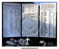 Caltanissetta. Reportage sulle miniere di Zolfo di Caltanissetta. Cimitero dei Carusi, morti nelle miniere. Lista dei Carusi morti in miniera.   - Caltanissetta (5697 clic)