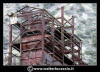 Caltanissetta: Reportage fotografico sulle miniere di Caltanissetta. Miniera Saponaro Garibaldi.  - Caltanissetta (1855 clic)