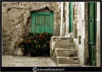 Sutera. Scorcio del paese.  www.walterlocascio.it Walter Lo Cascio  - Sutera (2628 clic)