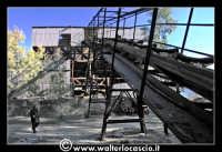 Caltanissetta: Miniera Trabonella. Reportage sulle miniere di zolfo di Caltanissetta.Vecchie attrezz