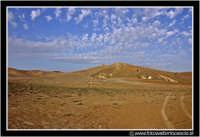 Raddusa: Campi aridi. Deserto siciliano.  - Raddusa (10914 clic)