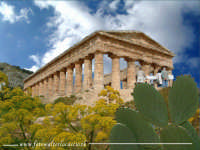 Tempio di Segesta.  - Segesta (3190 clic)
