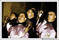 Agira: Venerdì Santo. Lamenti religiosi durante la processione.  - Agira (3293 clic)
