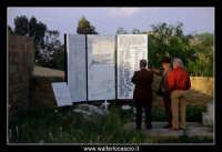 Caltanissetta. Reportage sulle miniere di Zolfo di Caltanissetta. Cimitero dei Carusi, morti nelle miniere. Veduta d'insieme.  - Caltanissetta (3458 clic)