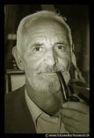 Calascibetta: Il Signor Amaranto, presidente della Società Nazionale Combattenti.  - Calascibetta (3641 clic)