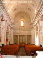 Interno della Chiesa di S.Giovanni, nel quartiere Angeli.  - Caltanissetta (2989 clic)