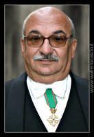 Caltanissetta. Mercoledi' Santo 2007. Real Maestranza 2007. Don Ciccio Majorana. Ex Idraulico.Foto 1