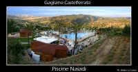 Gagliano Castelferrato: 01 Luglio 2007. Inaugurazione delle nuove Piscine NAIADI. Scorcio del parco PANORAMICA DALL'ALTO  - Gagliano castelferrato (7157 clic)