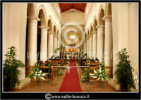 Licata: Chiesa Santa Maria La Vetere, interno. Secono XIII, XVIII.  - Licata (7790 clic)