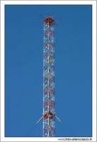 Caltanissetta. Monte Sant'Anna. La famosa Antenna RAI posta sul monte Sant'Anna. L'antenna domina tutta la città.  - Caltanissetta (5734 clic)