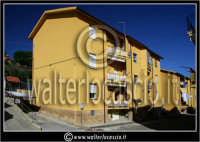 Caltanissetta: Villaggio Santa Barbara. Abitazioni del villaggio.  - Caltanissetta (1654 clic)