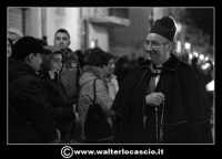 Pietraperzia. Venerdi' Santo 21-03-2008. U Signuri di li fasci.  Carabiniere in alta uniforme. Foto Walter Lo Cascio www.walterlocascio.it   - Pietraperzia (1610 clic)