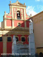 Chiesa di Santa Croce.  - Caltanissetta (4030 clic)