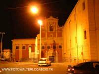 Chiesa di Santa Croce by Night.  - Caltanissetta (3027 clic)