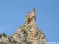 Castello di Pietrarossa.  - Caltanissetta (3273 clic)