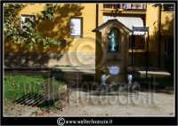 Caltanissetta: Villaggio Santa Barbara. Piazza delle Zolfare.  - Caltanissetta (1845 clic)