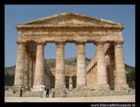 Il tempio.  - Segesta (2908 clic)