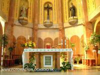 Chiesa di Santa Lucia, interno CALTANISSETTA Walter Lo Cascio
