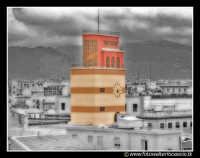 Palermo: Torre dei Vigili del Fuoco. Sezione Monte di pietà.  - Palermo (4012 clic)
