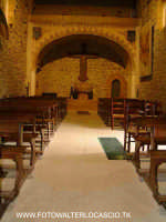 Chiesa di Santo Spirito, interno.  - Caltanissetta (3398 clic)