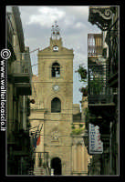 Troina: Scorcio della cattedrale Maria SS. Assunta. Foto 78  - Troina (2155 clic)