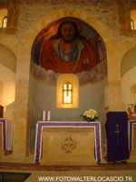 Chiesa di Santo Spirito, interno, altare.  - Caltanissetta (3341 clic)