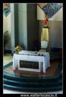 Caltanissetta. Nuova Chiesa di San Paolo a Caltanissetta. Parrocchia di San Paolo in Via Don Minzoni, Caltanissetta. L'altare. Foto Walter Lo Cascio www.walterlocascio.it  - Caltanissetta (1568 clic)