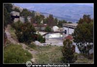 Caltanissetta: Miniera di Zolfo Trabonella. Ubicata sulla riva destra del fiume Imera, a circa 3 chi